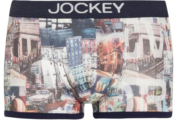 Jockey Brooklyn Club Short Trunk 3 Night Blue 2XL