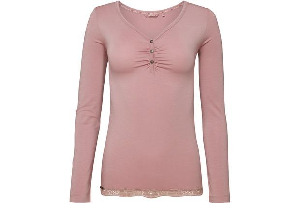 Jockey Damen Supersoft LONGSLEEVE Shirt ash rose 2X/44