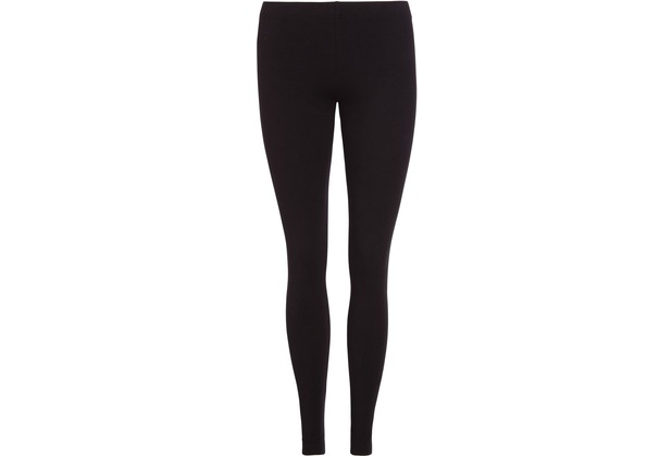 Jockey Damen Supersoft LOUNGE LEGGINGS black 2X/44