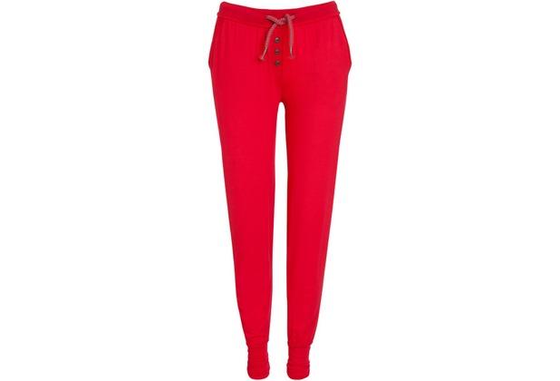 Jockey Everyday Loungewear PANTS Lippenstift-Rot 2X/44
