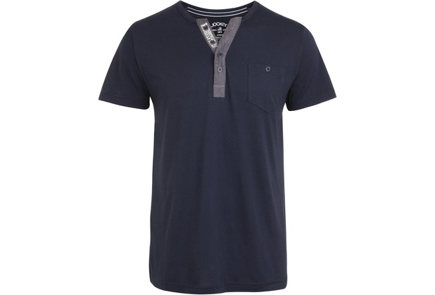 Jockey Everyday Loungewear T-SHIRT navy L
