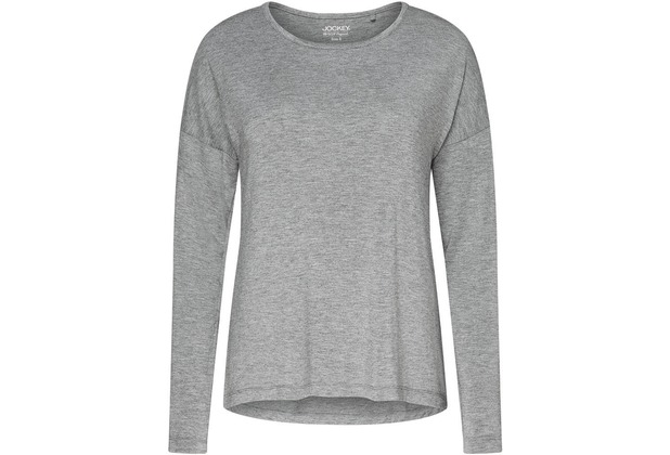 Jockey LONGSLEEVE Shirt tin melange 2X/44