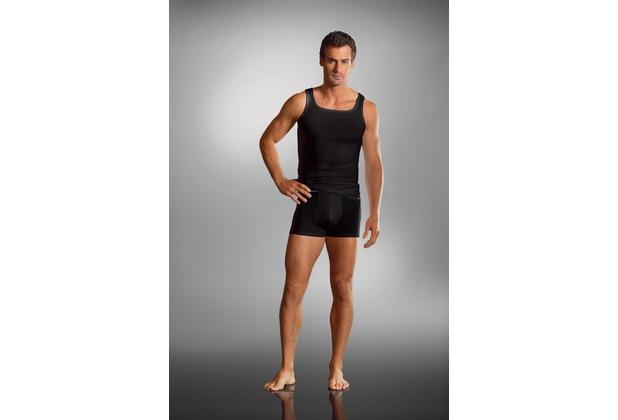 Jockey Modern Stretch Shirt ohne Arm mit Trapezauschnitt black S