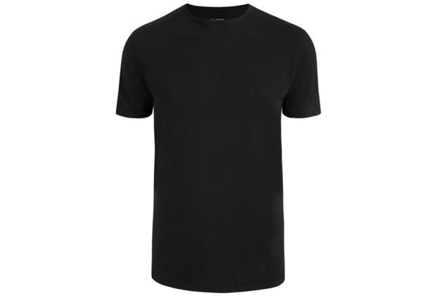 Jockey Modern Stretch T-Shirt rundhals, gerader Schnitt black 2XL