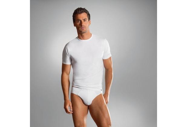Jockey Modern Stretch T-Shirt rundhals, gerader Schnitt white S