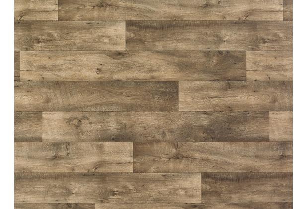JOKA CV-Belag Ragusa - Farbe 5480 braun 400 cm breit
