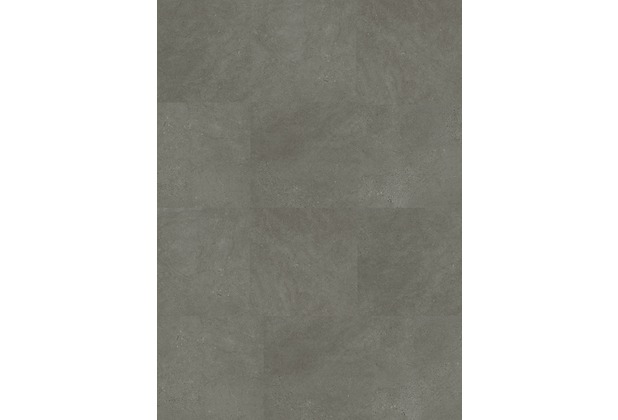 JOKA Designboden 330 - Farbe 2845 Dark Concrete Verklebbar, 3,34 m² Paketinhalt