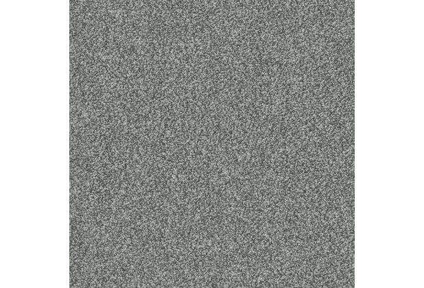 JOKA Teppichboden Derby - Farbe 95 grau 400 cm breit