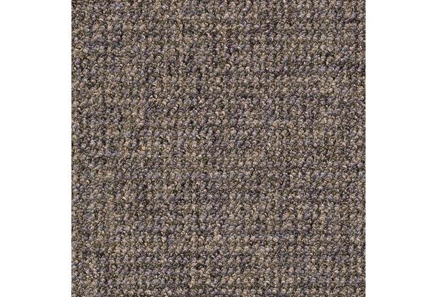 JOKA Teppichboden Dublin - Farbe 49 braun 400 cm breit