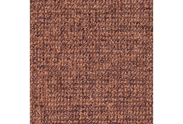 JOKA Teppichboden Dublin - Farbe 53 orange/terrakotta 400 cm breit