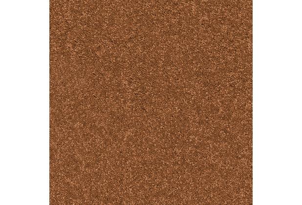 JOKA Teppichboden Fresco - Farbe 80 braun 400 cm breit