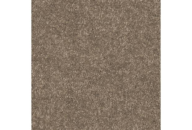 JOKA Teppichboden Locarno - Farbe 190 braun 400 cm breit
