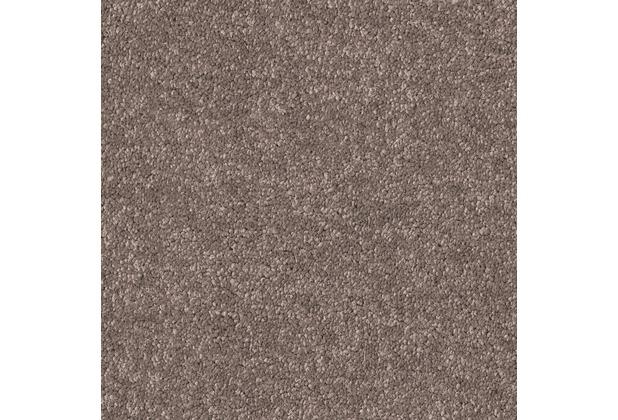 JOKA Teppichboden Locarno - Farbe 91 braun 400 cm breit