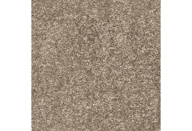 JOKA Teppichboden Luna - Farbe 44 braun 400 cm breit