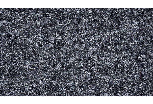 JOKA Teppichboden Nadelvlies Granat GT - Farbe 72 grau 200 cm x Wunschlänge