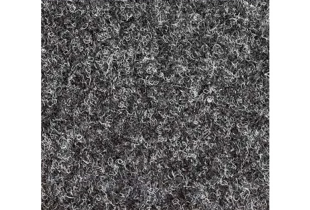 JOKA Teppichboden Nadelvlies Granit GT - Farbe 72 grau 200 cm x Wunschlänge