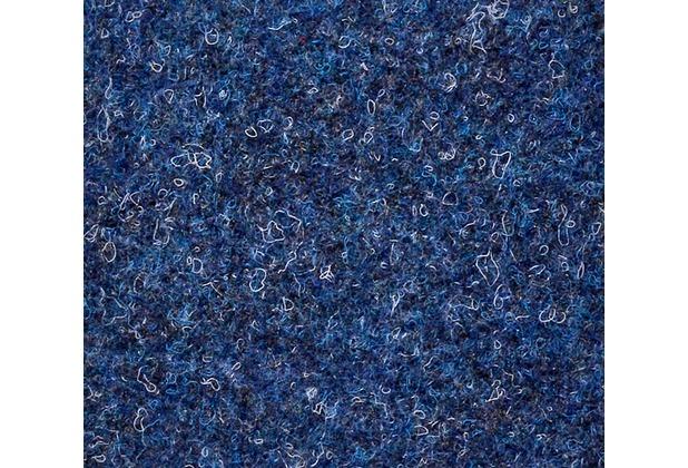 JOKA Teppichboden Nadelvlies Zirkon - Farbe 7860 blau 200 cm x Wunschlänge