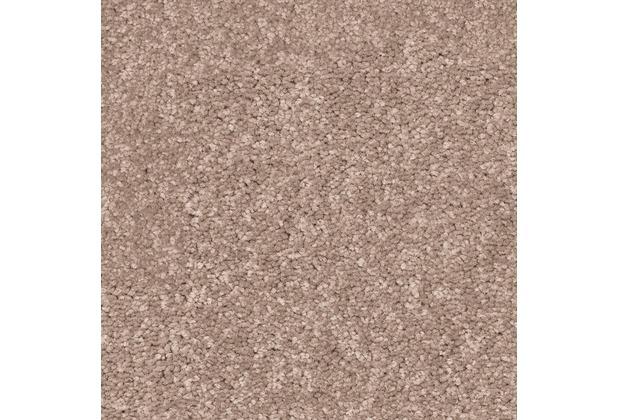 JOKA Teppichboden Riga - Farbe 91 braun 400 cm breit