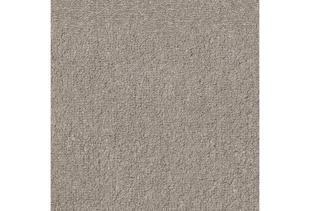 JOKA Teppichboden Samba - Farbe 74 grau 400 cm breit