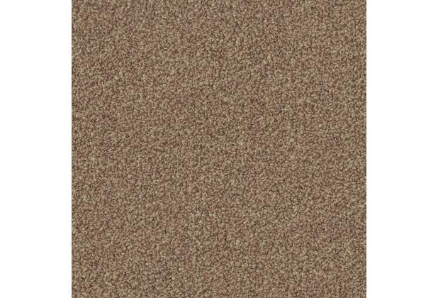 JOKA Teppichboden Tigris - Farbe 90 braun 400 cm breit