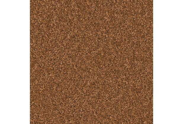 JOKA Teppichboden Tonic - Farbe 50 braun 400 cm breit