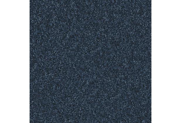 JOKA Teppichboden Tonic - Farbe 82 blau 400 cm breit