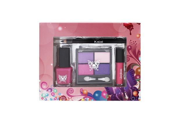 """Geschenk-Box \""""Jolly Pink\"""""""