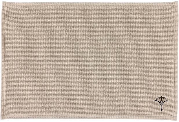 JOOP! Badteppich CORNFLOWER SINGLE 213 sand 50 x 70 cm