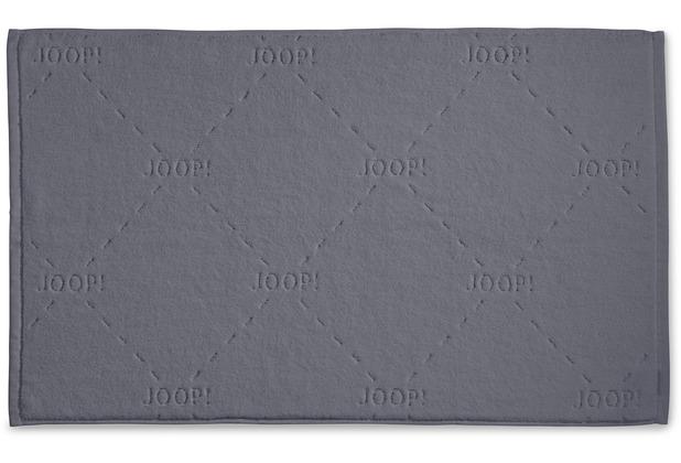JOOP! Badteppich DASH 413 light anthrazit 45 x 65 cm