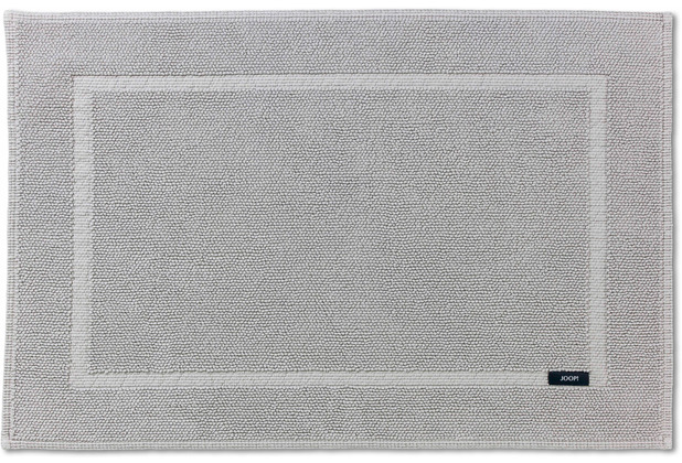 JOOP! Badteppich PEARL 26 silber 50 x 70 cm