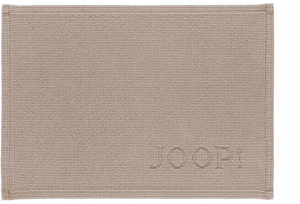 JOOP! Badteppich SIGNATURE 213 sand 50 x 70 cm