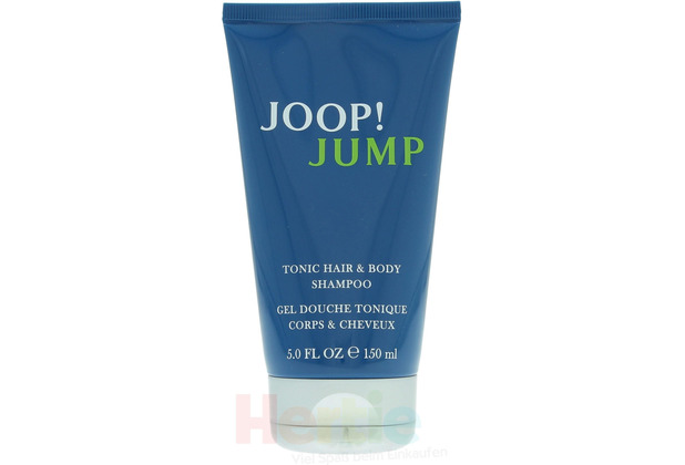 JOOP! Jump tonic hair & body shampoo 150 ml