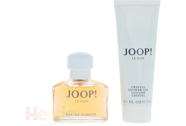JOOP! Le Bain Giftset Edp Spray 40ml & Shower Gel 75ml 115 ml