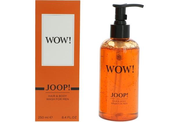 JOOP! Wow Hair & Body Wash  250 ml