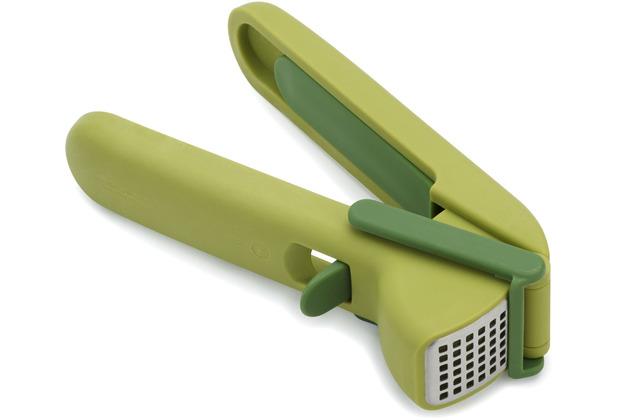 Joseph Joseph CleanForce™ Knoblauchpresse mit Wischerblatt - Grün