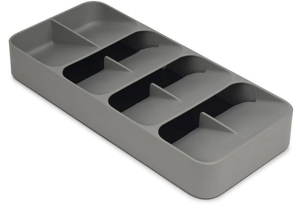 Joseph Joseph DrawerStore™ Großer, kompakter Besteckkasten - Grau