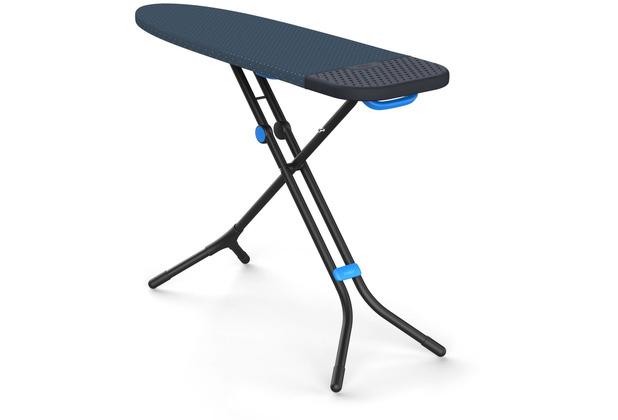 Joseph Joseph Glide™ Plus Bügelbrett mit kompakten Beinen - Schwarz/Blau