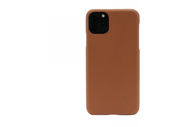 JT Berlin BackCase Kreuzberg, Apple iPhone 11 Pro Max, cognac, 10537