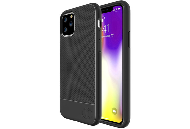 JT Berlin BackCase Pankow Soft, Apple iPhone 11 Pro Max, schwarz, 10559