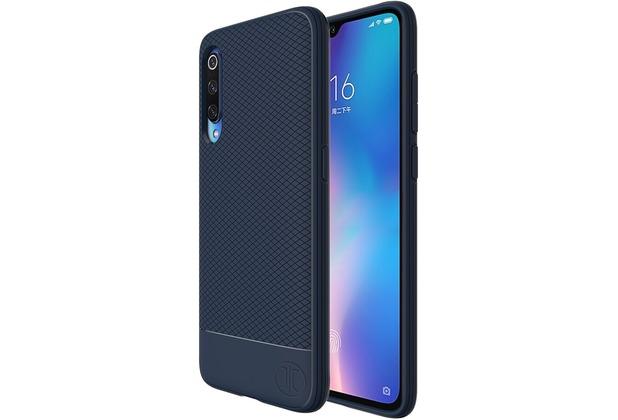 JT Berlin BackCase Pankow Soft, Xiaomi Mi9, blau, 10504
