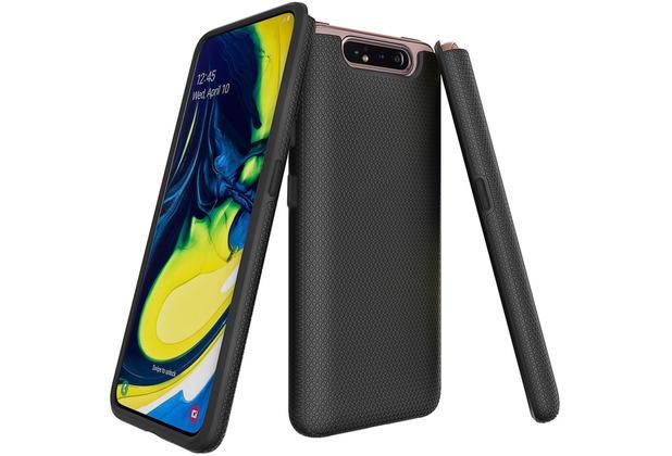 JT Berlin BackCase Pankow Solid, Samsung Galaxy A80, schwarz, 10571