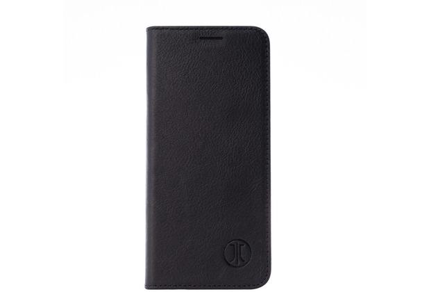 JT Berlin LederBook Tegel - Samsung Galaxy S8 - schwarz