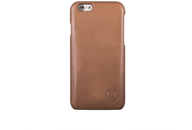 JT Berlin LederCover Kreuzberg - Apple iPhone 7 / 8 - cognac