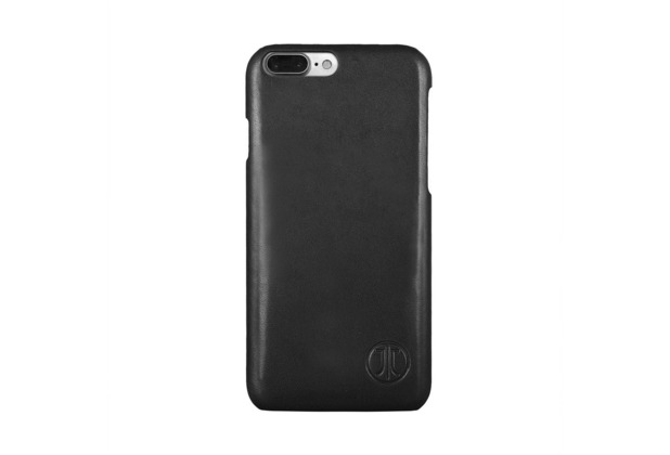 JT Berlin LederCover Kreuzberg - Apple iPhone 7 Plus - schwarz