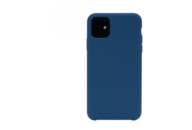JT Berlin SilikonCase Steglitz, Apple iPhone 11, blau cobalt, 10547