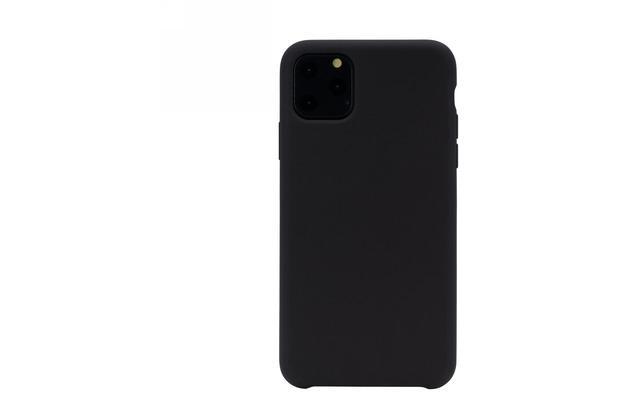 JT Berlin SilikonCase Steglitz, Apple iPhone 11 Pro Max, schwarz, 10548