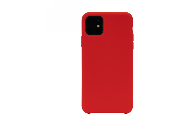 JT Berlin SilikonCase Steglitz, Apple iPhone 11, rot, 10544
