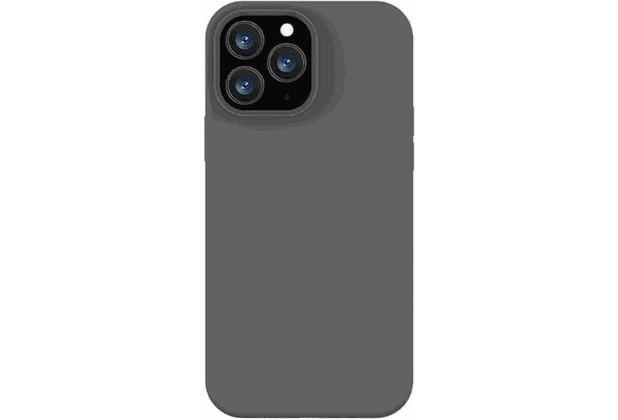 JT Berlin SilikonCase Steglitz, Apple iPhone 13, grau, 10777