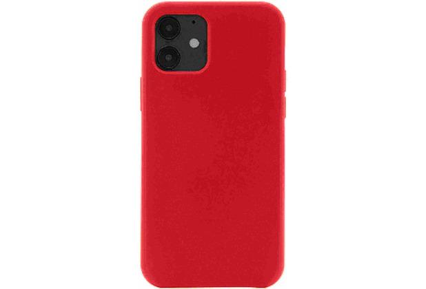 JT Berlin SilikonCase Steglitz, Apple iPhone 13 mini, rot, 10771