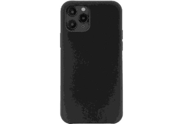JT Berlin SilikonCase Steglitz, Apple iPhone 13 Pro Max, schwarz, 10785